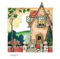 """Greeting Cards     Holidays / Occasions     Books     Home     Classroom     Apparel / Accessories HOME   >   ART   >   CANDLE IN THE WINDOW LIMITED EDITION LITHOGRAPH - 12"""" X 12"""""""
