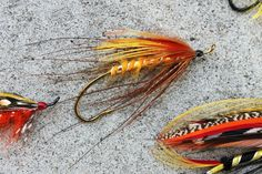 few flies for fall - Spey Pages