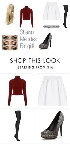 """""""Shawn Mendes Fangirl!"""" by i-love-cake2 ❤ liked on Polyvore featuring A.L.C., malo and DKNY"""