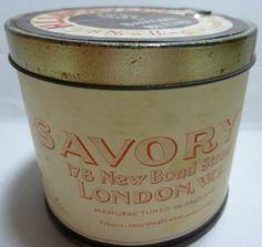 H.l. Savory & Co. Ltd das Bohnenkraut Blend von thecollectiblechest