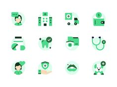 Medical Icons icon designer iconography icon set insurance check up health dental pharmacy doctor hospital medical Medical Assistant Quotes, Medical Icon, Medical Logo, Medical Art, Medical Design, Medical Humor, Hospital Icon, Medical Brochure, Medical Posters