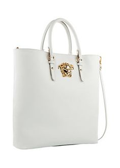 8ad42cb75157 Versace - Gramercy Tote Versace On The Floor