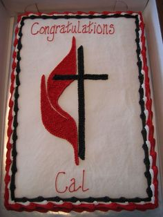 Confirmation Cake on Cake Central