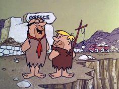 The Flintstones Cartoon