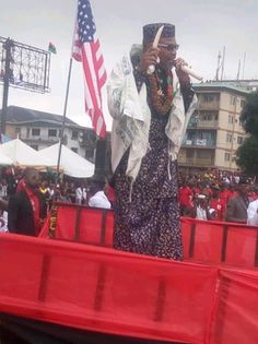 Nnamdi Kanu To Buhari: I Am The President Of Biafra If You Re-arrest Me IPOB Will Kill You http://ift.tt/2xpC6nB