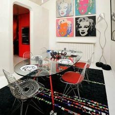 Küchendeko   22 Tolle Ideen Für Deko Im Pop Art Stil