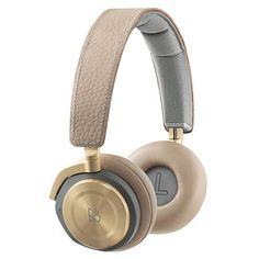 B&O PLAY by Bang & Olufsen Beoplay Wireless On-Ear Headphone with Active Noise Cancelling, Bluetooth (Argilla Bright) Wireless Noise Cancelling Headphones, Beats Headphones, Over Ear Headphones, Gadgets, Unique Gifts For Him, Bang And Olufsen, Active, Audiophile, Christmas Shopping