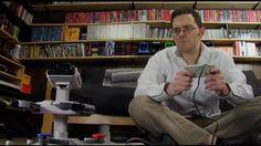 Hilarious Nerdy Take on Weirdest Nintendo gaming add-on.