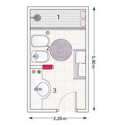 7 reglas de oro del diseño de baños pequeños                                                                                                                                                     Más