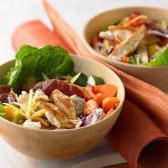 Crispy Chopped Chicken Salad
