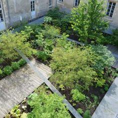 Le Jardin Clair-Obscur by Wagon-landscaping « Landscape Architecture Platform