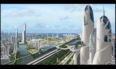 #Beautiful #FutureCity #PlanningCities