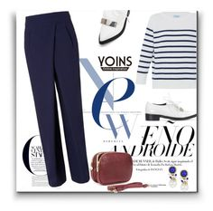 """""""Untitled #1556"""" by juyliana-vl ❤ liked on Polyvore featuring HANIA by Anya Cole and Rejina Pyo"""