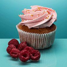 Himbeere_Cupcakes_2 Cinnamon Cupcakes, Yummy Cupcakes, Women's Fashion, Orange, Desserts, Food, Raspberries, Cinnamon Muffins, Essen
