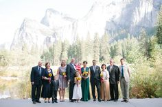 Simple sweet Yosemite Elopement: http://www.stylemepretty.com/destination-weddings/2014/07/21/simple-sweet-yosemite-elopement/ | Photography: http://www.athenakalindiphotography.com/