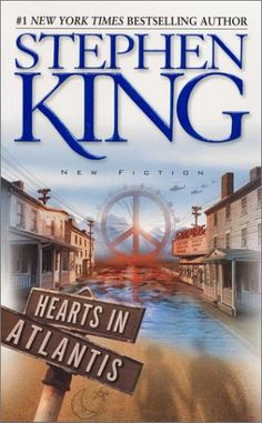 I really loved Hearts In Atlantis. This book showed how great Stephen King could write and its not even a horror novel. More strange than anything with a lot of hippy peace and love.
