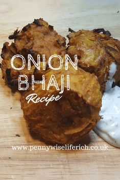 Who doesn't love an onion bhaji with their curry? I have been experimenting with different recipes and this one has come out a winner! Served with some homemade mint sauce and we're laughing (or dribbling!) What I love about this recipe is just how easy it is plus the fact that it is gluten free and dairy free.