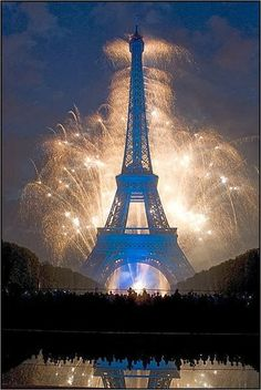 Happy New Year in Paris