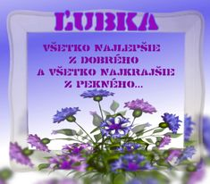 9.8 Ľubka Herbs, Plants, Herb, Plant, Planets, Medicinal Plants