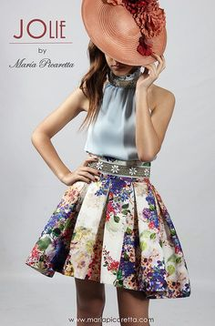 Party Dresses by María Picaretta - Dresses for Teens Dresses For Teens, Outfits For Teens, Casual Outfits, Girls Dresses, Dresses Dresses, Party Dresses, Young Fashion, Teen Fashion, Kids Blouse Designs