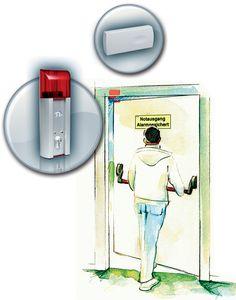 Controla las salidas de emergencia de tu negocio con INN.EXIT