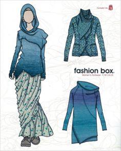 Fashion Box Women's Knitwear - A/W 14/15 - Womenswear - Styling ...