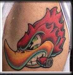 mr horsepower tattoo Flame Tattoos, Leg Tattoos, Hot Rod Tattoo, Tattoo Ink, Welder Tattoo, Ford Tattoo, Casino Tattoo, Dice Tattoo, Rockabilly Art