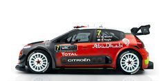 The Citroën C3 WRC Is Ready For Any Ford, Hyundai or Toyota