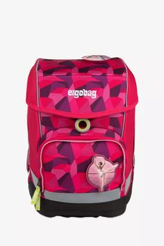 Rucksack Prima Pärllerina von ERGOBAG jetzt bei GLOBUS.ch online bestellen Diy Makeup Bag, Makeup Storage, Ballerina, Diy Purse, Handmade Purses, Small Wallet, Baby Car Seats, Pouch, Backpacks