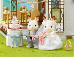 Bunny wedding