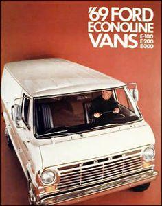 1968 econoline van -