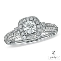 Diamonds grace the ring's shank on all sides, ensuring sparkle from every angle.