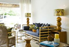 Rattan Bamboo Furniture Trends in the Times