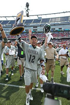 Lambrecht: Loyola Had Answer for Everything in 2012 - Lacrosse Magazine