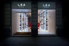 Lea Ceramiche installation by Fabio Novembre, Milan – Italy Sign Design, App Design, Bella Furniture, Shop Fronts, Milan Italy, Shop Signs, Retail Design, Visual Merchandising, Showroom