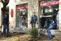 Alrededor de 20.000 árboles serán plantados en Ereván durante los primeros veinte días de noviembre, lo que haría 1.000 árboles por día, informó la oficina de prensa de la municipalidad.