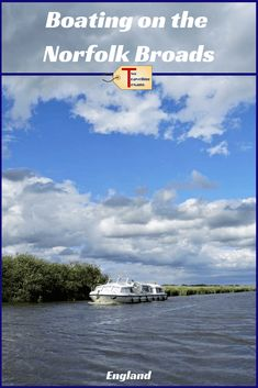 Want to explore the Norfolk Broads in England? Find out how you can rent your own Norfolk Broads boat and explore indepedently. Best Travel Guides, Europe Travel Guide, Travel Destinations, Scotland Travel, Ireland Travel, Solo Travel, Travel Usa, Norfolk Broads, Travel Inspiration
