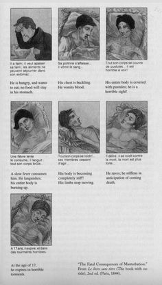 A Handy Guide To Death By Masturbation French Man, Fictional World, Sick, Singing, Weird, Death, Author, History, Books