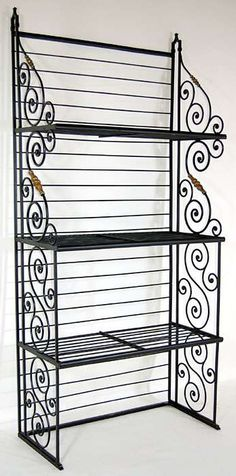 Antique French Bakers Rack, circa 1860s