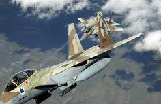 F-15D Eagle da Força Aérea de Israel                                                                                                                                                                                 Mais