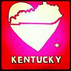 Kentucky. Pink.