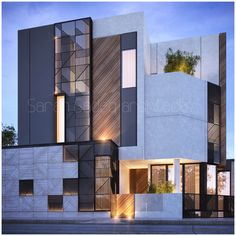 Private villa kuwait 600m Sarah Sadeq architects
