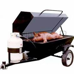 Looking for charcoal pig roaster rentals in West Bend WI? Browse our extensive online rental catalog or call us now about our charcoal pig roaster. Bbq Smoker Trailer, Bbq Pit Smoker, Bbq Grill, Bar B Que Grills, Custom Bbq Pits, Smoke Grill, Pig Roast, Outdoor Cooking, Salt Lake City