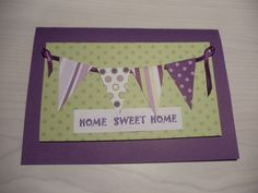 House warming card