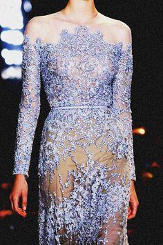 Elie Saab, Haute Couture. Spring 2013