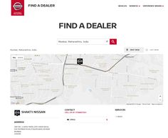 Find Shakti Nissan on official website of ‪#‎Nissan‬ ‪#‎NissanDealerInMumbai‬