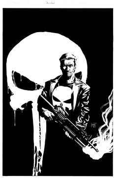 The Punisher - Ken Hunt