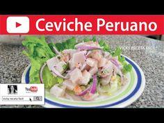 (41) Como preparar el mejor Ceviche Peruano - YouTube