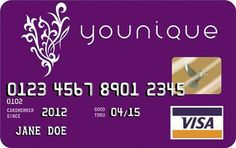 A brand new direct sales company selling beauty and fashion products where you get immediate commissions! You get your OWN debit card!! I need one of these!