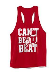 Victoria's Secret Utah Utes!! CUTE and Go utes